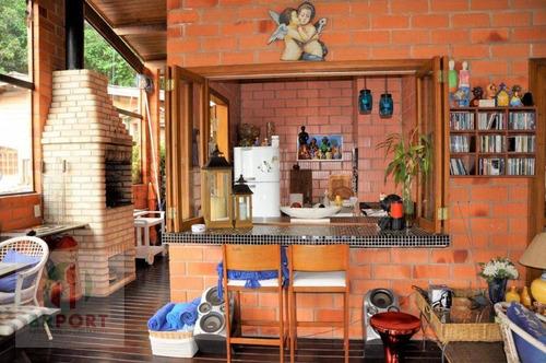 linda casa em cotia - ca0161