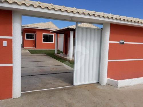 linda casa  em excelente rua em itaipuaçi - ca1371
