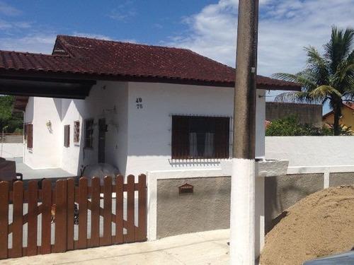 linda casa em itanhaém, 2 dormitórios - ref 2726-p