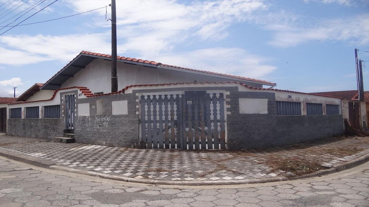 linda casa em mongaguá à venda! ref: 6900 d.