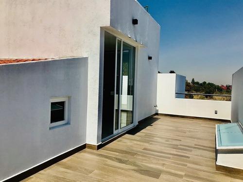 linda casa en condominio horizontal, colonia lomas padierna, tlalpan