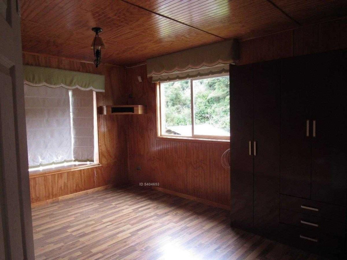 linda casa en  parcelacion coigues del sur  a 12 minutos de puerto varas,arriendo año corrido.-