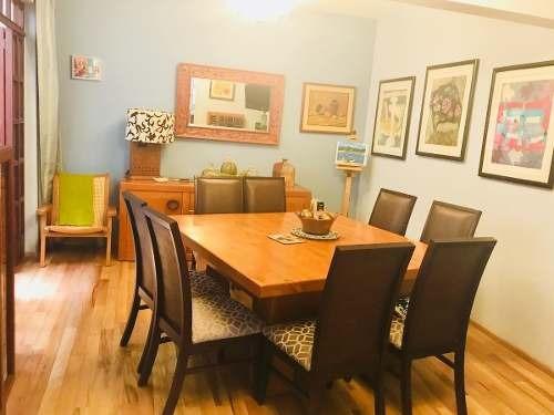 linda  casa en renta en coyoacán