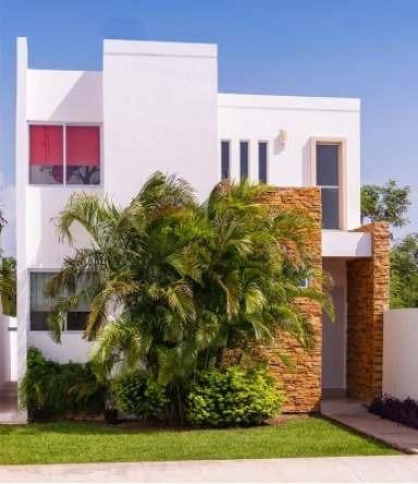 linda casa en venta modelo guayacán en el fraccionamiento gran san pedro cholul!