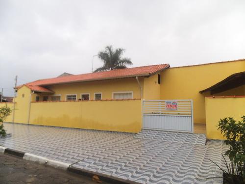 linda casa  lado praia ref. 505