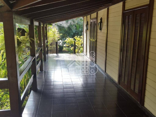linda casa linear de condomínio em pendotiba!! - ca0903