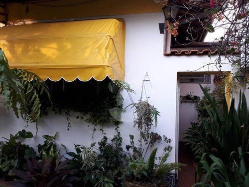 linda casa linear no charme do bairro de são francisco - ca1280