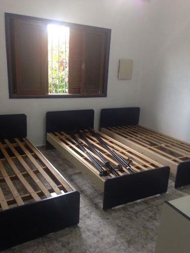 linda casa mobiliada no balneário gaivota 260m2 - ref 2547