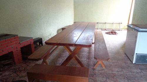 linda casa no balneário gaivota, em itanhaém - ref 2598