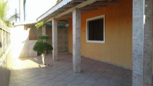 linda casa no balneário marajá em itanhaém litoral sul de sp