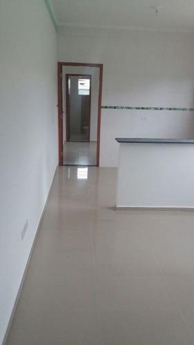 linda casa no cibratel, itanhaém, 2 dormitórios - ref 4118-p