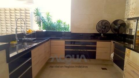 linda casa no condomínio acapulco ! - 1066-3