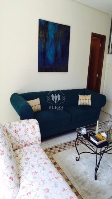 linda casa no condomínio terras de genova - 3 suítes - cc00026 - 3228804