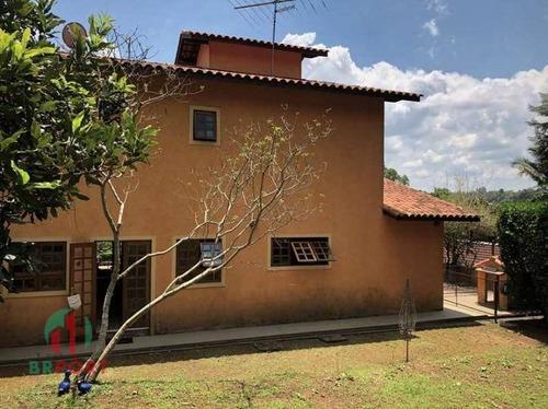 linda casa no granja viana ii - ca0049