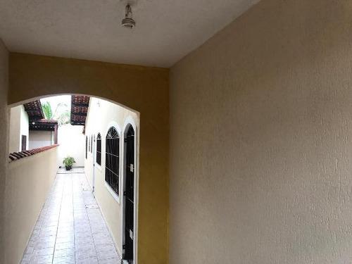 linda casa no jardim jequitibá, em itanhaém - ref 3897