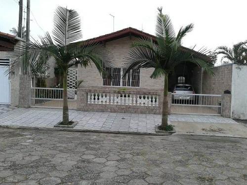 linda casa no jardim real, 4 dormitórios, em praia grande!!!