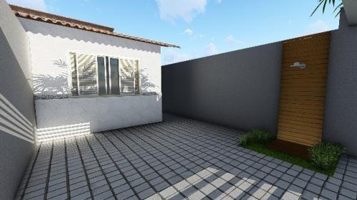 linda casa nova no bairro loty, em itanhaém