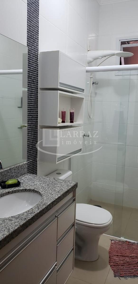 linda casa para venda em brodowski condominio perola, 3 dormitorios sendo 1 suite, varanda gourmet com churrasqueira em 144 m2 de area total - ca00873 - 34267745