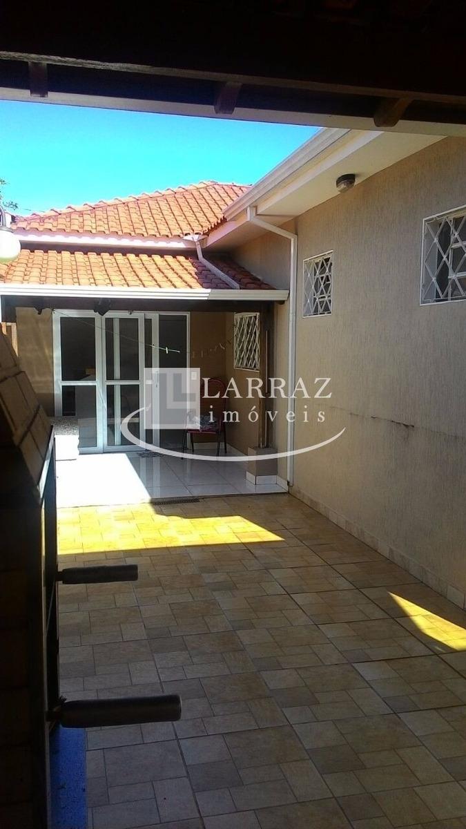 linda casa para venda em jardinopolis, reformada e decorada, ótima localização proximo ao parque sao jorge, 2 dormitorios sendo 1 suite, quintal com varanda gourmet, 130 m2 de área - ca00157 - 319172