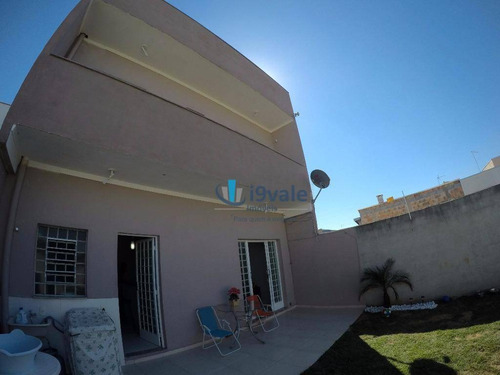 linda casa residencial à venda, residencial parque dos sinos, jacareí - ca0590. - ca0590