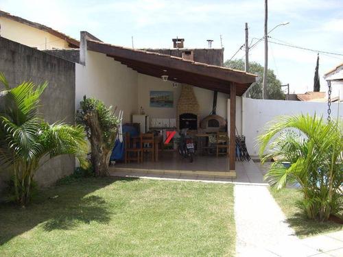 linda casa  residencial à venda, vila petrópolis, atibaia. - ca0981