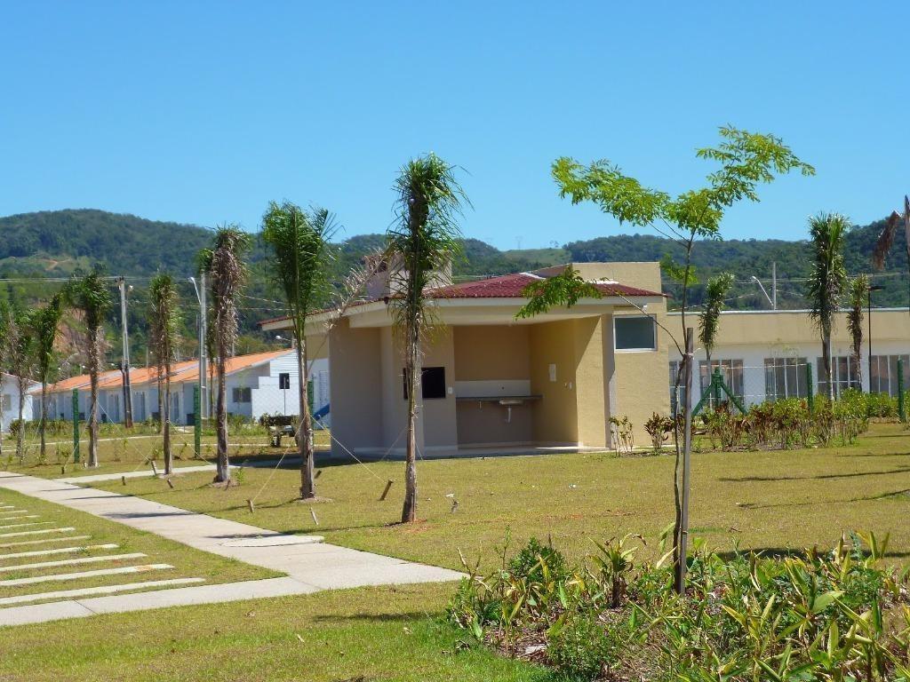 linda casa semi mobiliada 3 dorm condomínio moradas palhoça 2 vagas cobertas - ca0500