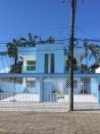 linda casa sobreposta no balneário ribamar, em peruíbe