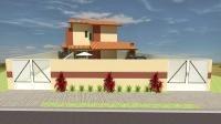 linda casa sobreposta no jardim das palmeiras, em itanhaém