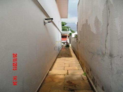 linda casa  térrea 240m² c. 280m² a.u / brooklin paulista. - 272cr