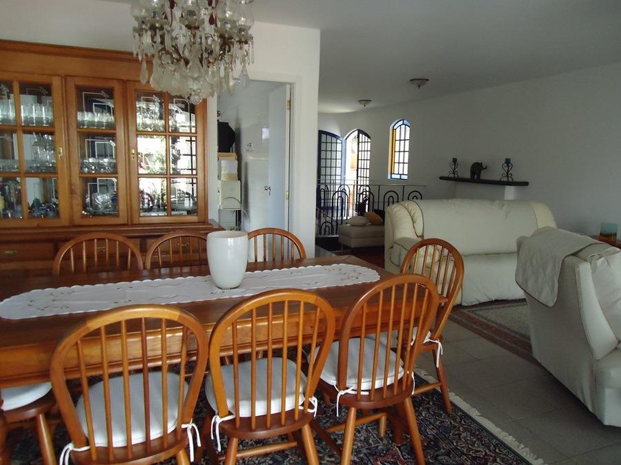 linda casa térrea assobradada, 4 dorms. ref 60428
