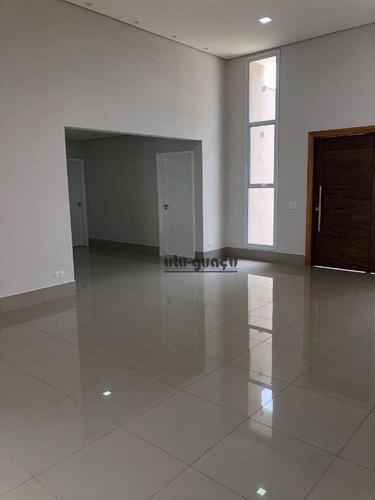linda casa térrea residencial à venda, palmeiras imperiais, salto - ca5739. - ca5739