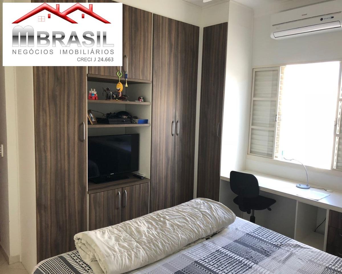 linda casa à venda, 03 dormitórios, 01 suíte, armários planejados, indaiatuba, sp - ca04853 - 32832134