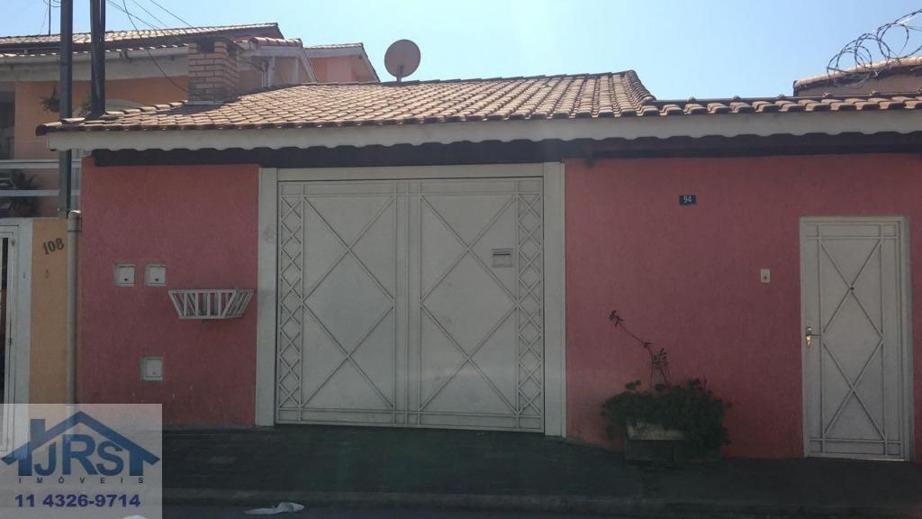linda! casa à venda em guarulhos, jardim teresópolis - ca0148