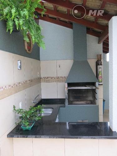 linda casa venda, residencial terras do barão, campinas. - ca0265