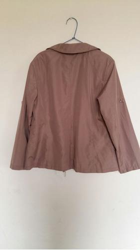 linda casaca chaqueta de dama talla m