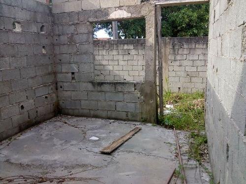 linda casas geminadas semi-acabadas - ref 3677