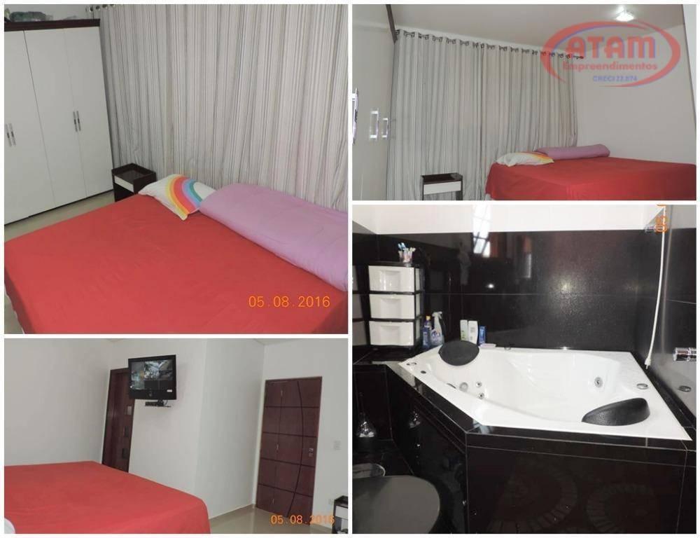 linda chácara - 1.380m2 mairiporã- 4 dorms-3 suites-piscina - ch0004