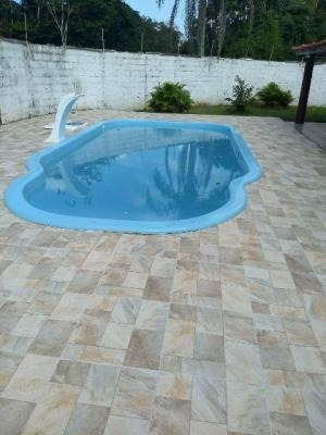 linda chácara c/ piscina nem itanhaém-sp!!! litoral sul!!!
