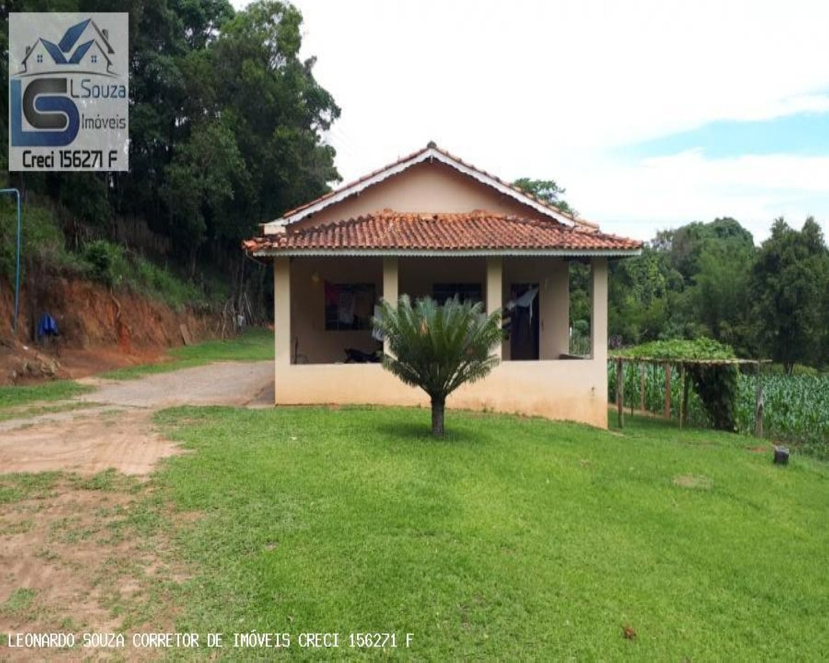 linda chácara com 2 casas e terreno plano em socorro; - 693 - 34064635