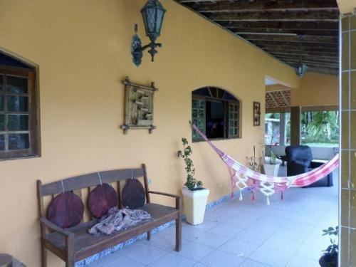 linda chácara com 3 dormitórios em itanhaém-sp, jd. aguapeú!