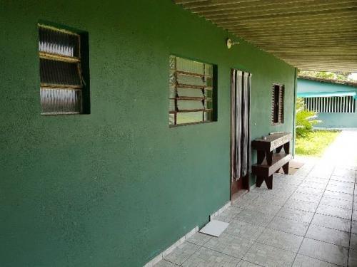 linda chácara com 3 quartos, itanhaém-sp! possui escritura
