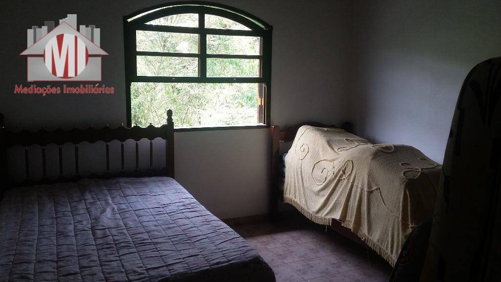 linda chácara com casa ampla 04 dormitórios, piscina, sauna, salão de jogos à venda, 2000 m² por r$ 390.000 - zona rural - pinhalzinho/sp - ch0230