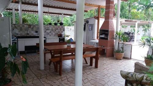linda chácara com escritura e 2 dormitórios - ref 4234-p