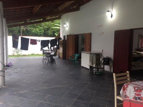 linda chácara com escritura em itanhaém - ref 2613-p