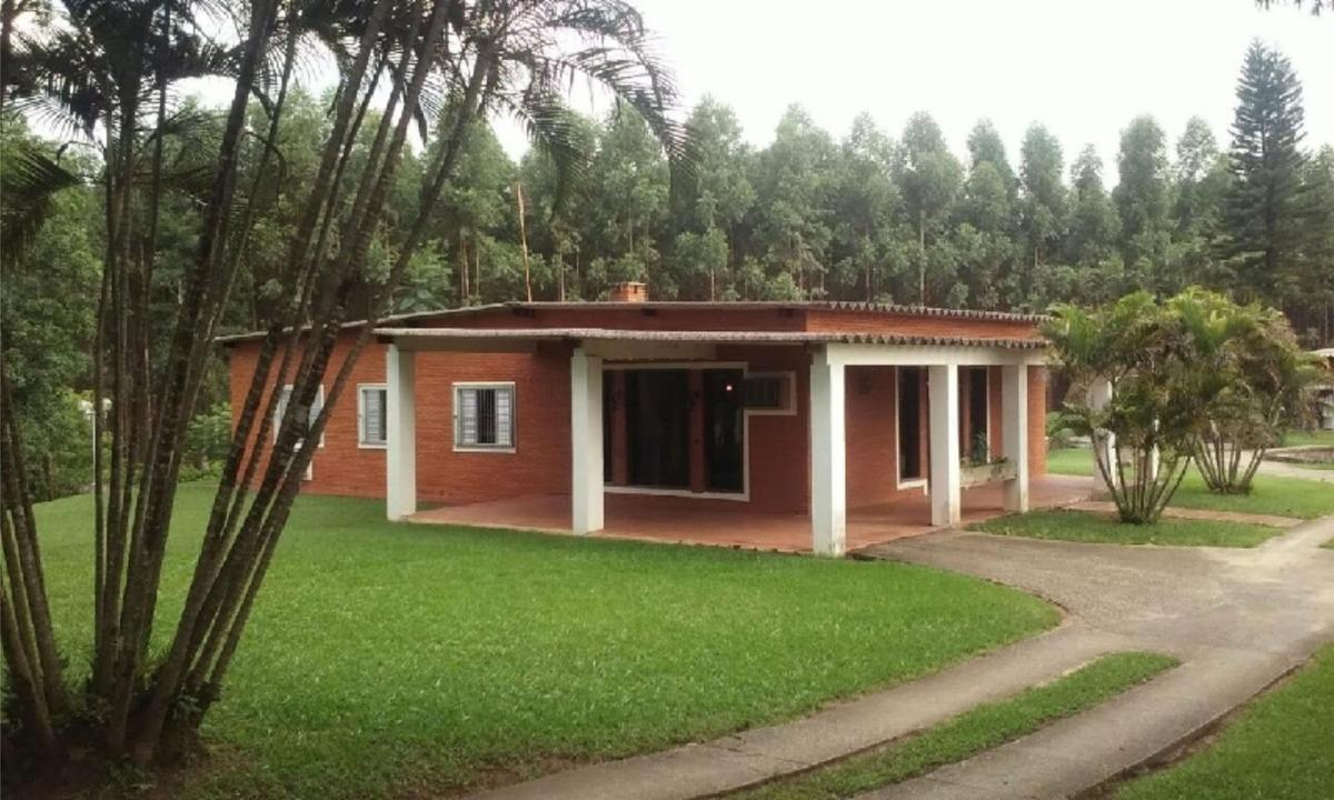 linda chácara com lazer completo, 5 dormitórios à venda, 11351 m² por r$  - éden - sorocaba/sp - ch0097