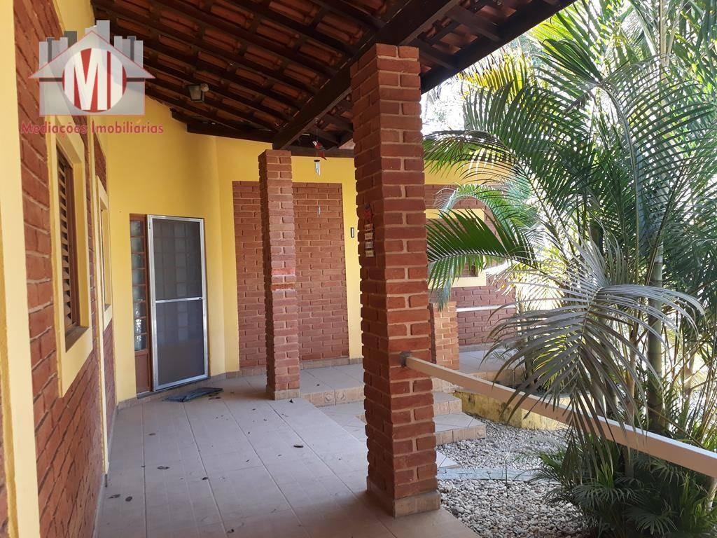linda chácara com rio nos fundos, 02 dormitórios, piscina, pomar,  à venda, 1250 m² por r$ 260.000 - rural - socorro/sp - ch0291