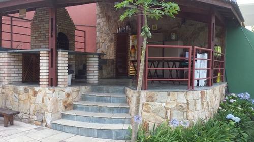 linda chácara de condomínio fechado no arujazinho iii - ch0045