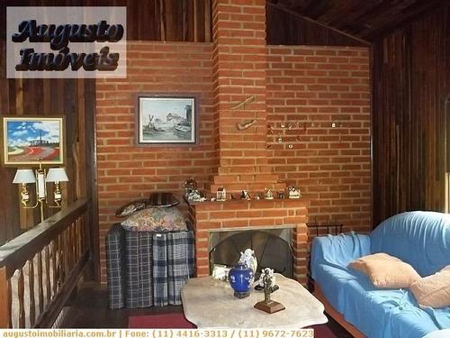 linda chácara em condomínio clube da montanha em atibaia