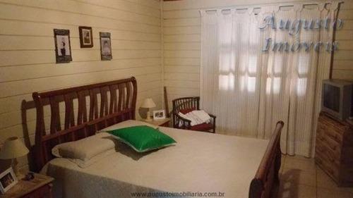 linda chácara em condomínio fechado de alto padrão