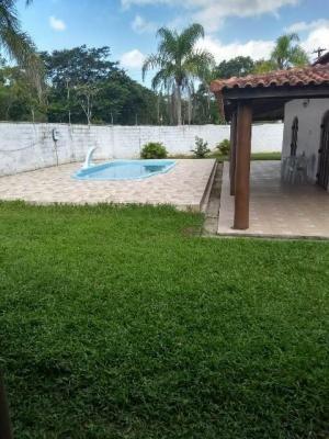 linda chácara em itanhaém-sp, no jardim marambá 2